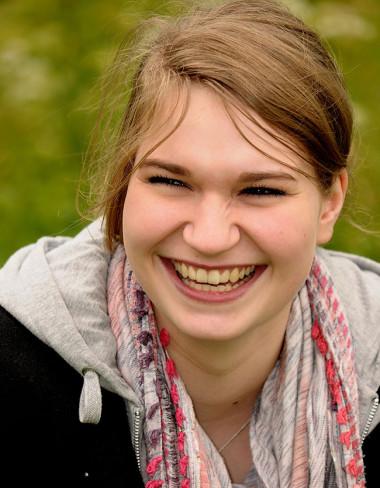 Julia: Finanzwirtin am Finanzamt Eckernförde-Schleswig