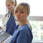 Monique Böttger – Ausbildung an der imland Pflegeschule