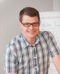 Gespräch mit Olaf Boguhn bei DuPont Danisco in Niebüll