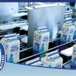Von der Rohmilch zum fertigen Produkt