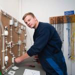 Stefan Schröder – Elektroniker bei den Schleswiger Stadtwerken