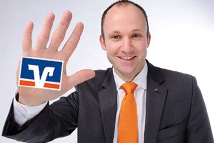 Personaler geben Tipps mit Dennis Evers – Ausbildungsleiter bei der Volksbank Lübeck