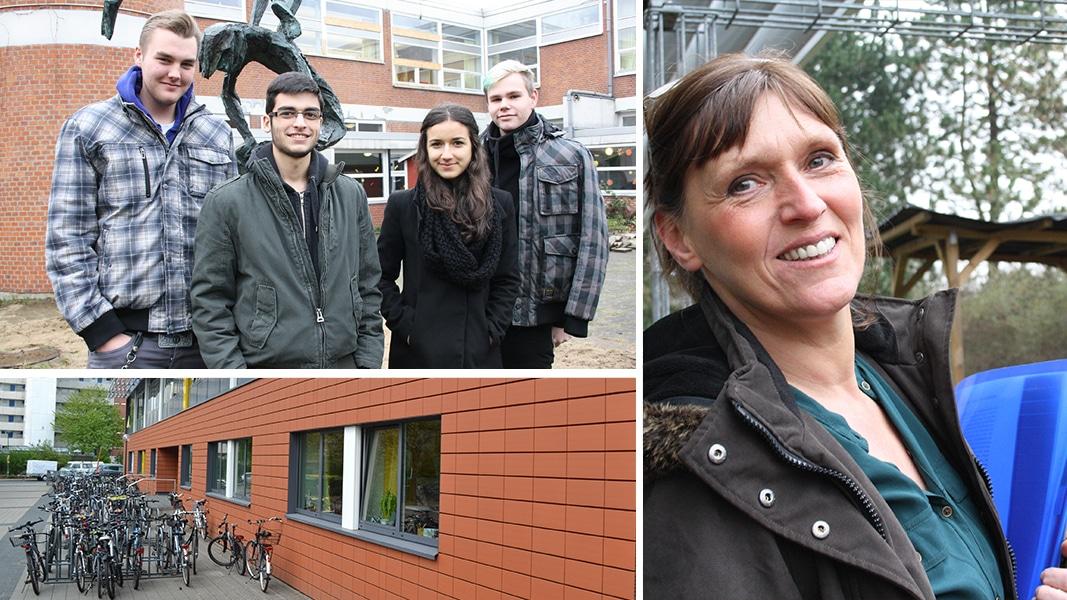 ME2BE stellt Baltic Schule Luebeck vor