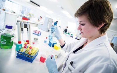Jula: Wird Biologie-Laborantin bei Euroimmun