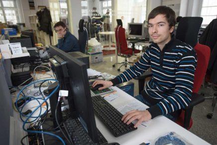 Ulf: Ausbildung zum Fachinformatiker für Anwendungsentwicklung bei Euroimmun in Lübeck
