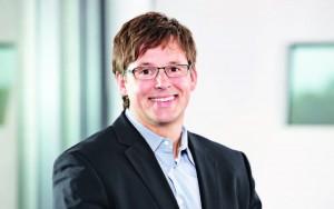 Vorstandsvorsitzender und Mit-Initiator Torsten Levsen