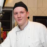 Carsten Hansen – Ausbildung zum Koch im Landgasthof Achtruper-Stuben in Achtrup