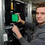 Lennart: Ausbildung zum Fachinformatiker für Systemintegration bei der Aldra Fenster und Türen GmbH