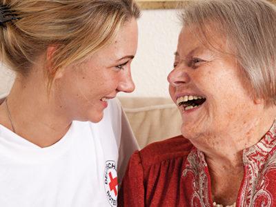 Mach eine Ausbildung in der Pflege bei Senator Seniorenwohnanlage Bredstedt