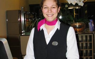 Hotelfachfrau im Fährhaus Sylt