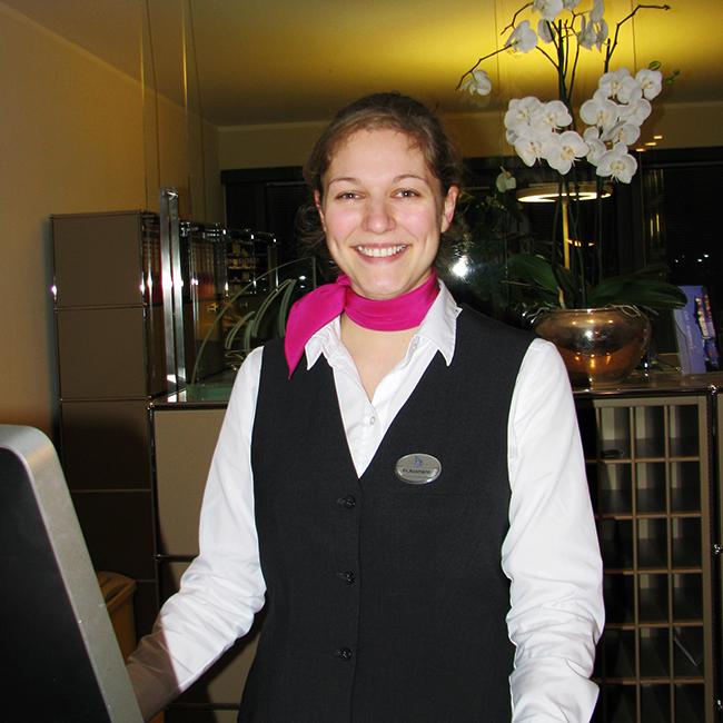 Rebecca Assmann - Ausbildung zur Hotelfachfrau am Hotel Fährhaus Sylt