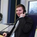 Thies Petersen – Ausbildung zum Bankkaufmann bei der VR Bank eG, Niebüll