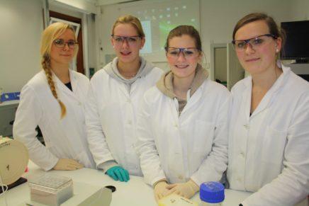 Von Erbkrankheiten bis Mordkommission: Ein etwas anderer Tag im Bio-Labor