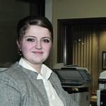 Marigona Salihi – Ausbildung zur Bürokauffrau im Autohaus Kornkoog, Niebüll