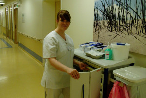 Mariesa Thiede - Ausbildung zur Gesundheits- und Krankenpflegerin im Westküstenklinikum Heide
