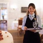 Bettina Schwark – Ausbildung zur Hotelfachfrau im Benen Diken Hof in Keitum