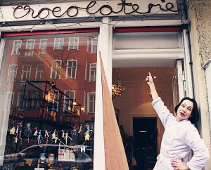 "Interview mit Esther Kempa, ""Estrella's Chocolaterie"""