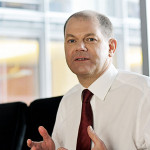 Olaf Scholz im Interview
