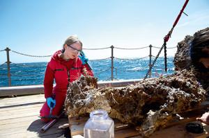 Dem Geheimnis der Meere auf der Spur - Geomar Kiel