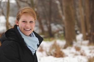 Ann-Christin: Diplom-Finanzwirtin beim Finanzamt Plön