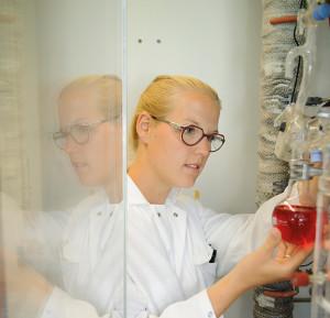 Finja Sommer, 21 - Ausbildung zur Chemielaborantin