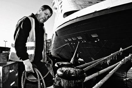 """Die Macher vom """"Traumschiff mit Autodeck"""""""
