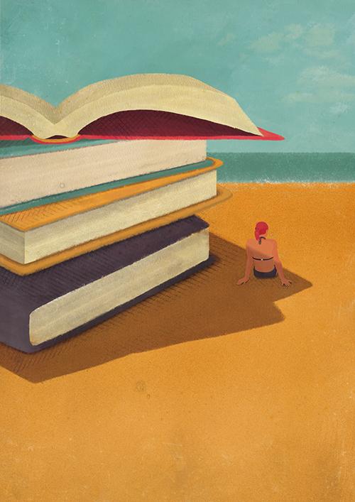 Studieren, wo andere Urlaub machen