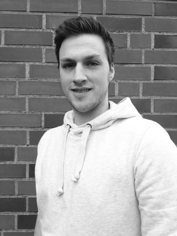Frank-Henrik: 2. Lehrjahr zum Kaufmann im Groß- und Außenhandel bei der bauwelt Delmes Heitmann in Seevetal