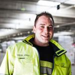 Mark Arahavelias – Fachkraft für Lagerlogistik bei Kühne + Nagel