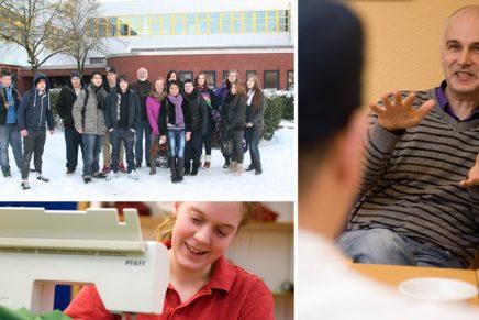 Berufliche Schule Niebüll: Schüler entwerfen ihren eigenen Lebensplan
