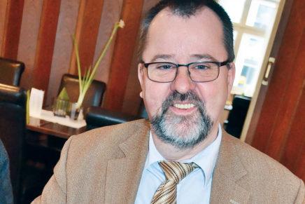 Mit dem Bürgermeister auf 'ne Portion Pommes – Dieter Schönfeld aus Bad Segeberg