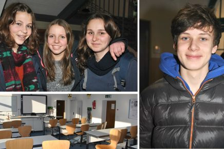 Holstenschule Neumünster: Lebendig, tolerant, innovativ
