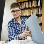 Mark Grimsmann – Ausbildung zum Verwaltungsfachangestellten bei der Stadt Heide