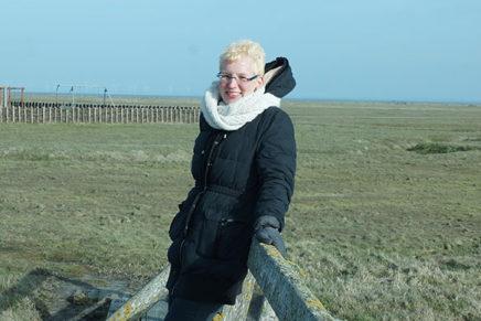 Jacqueline Martinovic: Das Meer ist morgens das erste, was ich sehe.