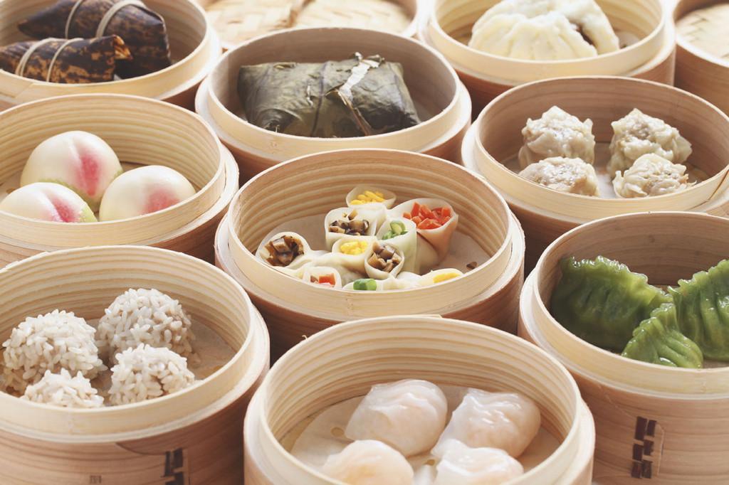 Japanische Mahlzeiten.