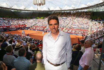 Michael Stich – Ein Gentleman und Tennisspieler