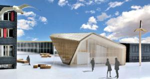 FH Lübeck: Architekturausbildung - Build now!