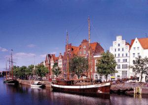 Museumshafen zu Luebeck