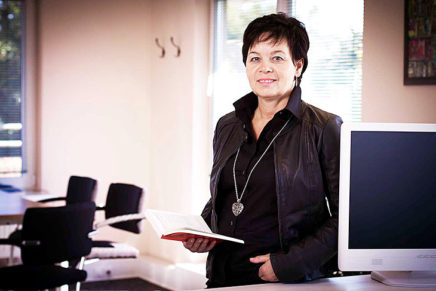 Personaler geben Tipps mit Birgit Dührsen