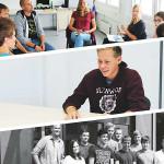 Ein Blick auf die Einführungszeit der Ausbildung bei Sasol