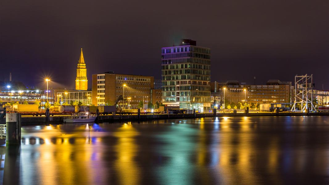 Landschaftsbild Kiel