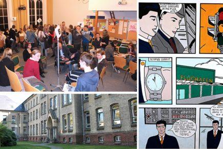 Ludwig-Meyn Gymnasium in Uetersen: Meynungsfreiheit