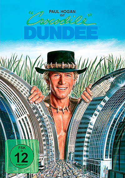 Cover: Crocodile Dundee (Foto: Paramount Home Entertainment)