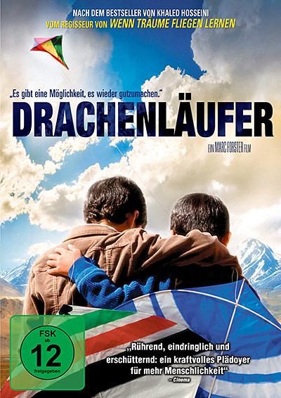 Cover: Drachenläufer (Foto: Paramount Home Entertainment)