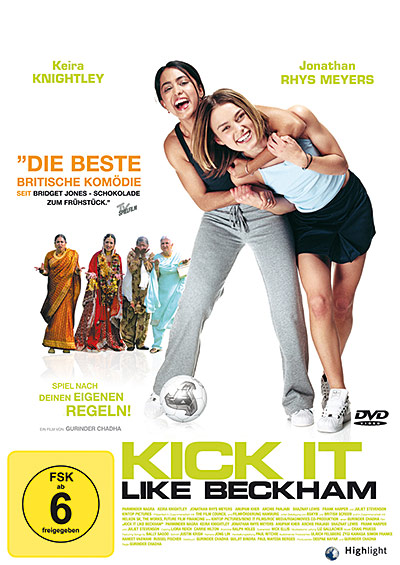 Cover: Kick It Like Beckham (Foto: Paramount Home Entertainment)