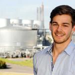 Felix: Ausbildung zum Industriekaufmann bei der Raffinerie Heide GmbH