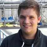 Thore: Ausbildung zum Industriemechaniker bei Sasol Germany