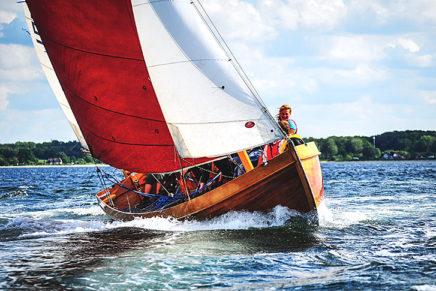 Segelclub Eckernförde: Willkommen an Bord!