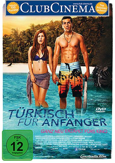 Cover: Türkisch für Anfänger (Foto Constantin Film)