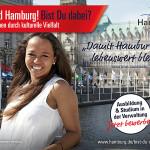 Wir sind Hamburg! Bist du dabei?